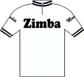 Zimba - Mondia 1968 shirt