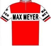 Max Meyer 1968 shirt