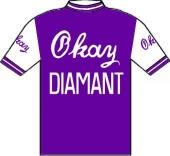 Okay Whisky - Diamant - Simons 1968 shirt