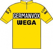 Germanvox - Wega 1968 shirt