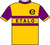Etalo - Siriki - Ventura 1968 shirt