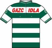 Sporting - Gazcidla 1968 shirt
