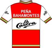 La Casera - Peña Bahamontes 1968 shirt