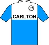 Carlton - B.M.B. Bull 1968 shirt