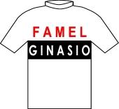 Ginasio de Tavira - Famel - Zündapp 1968 shirt
