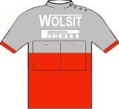 Wolsit - Pirelli 1927 shirt