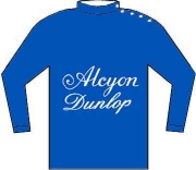 Alcyon - Dunlop 1927 shirt