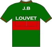 J.B. Louvet - Wolber 1927 shirt