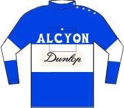 Alcyon - Dunlop 1928 shirt