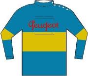 Peugeot - Wolber 1923 shirt