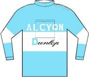 Alcyon - Dunlop 1923 shirt