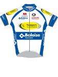 Topsport Vlaanderen - Baloise 2015 shirt