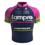Lampre - Merida 2015 shirt
