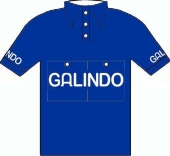 Galindo 1945 shirt