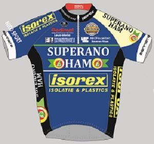 Superano Ham - Isorex 2015 shirt