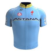Astana Pro Team 2015 shirt