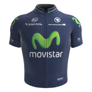Movistar Team 2015 shirt