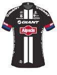 Team Giant - Alpecin 2015 shirt