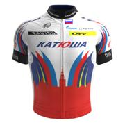 Team Katusha 2015 shirt