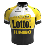 Team Lotto NL - Jumbo 2015 shirt