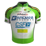 Bardiani CSF 2015 shirt