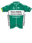 Caja Rural - Seguros RGA 2015 shirt