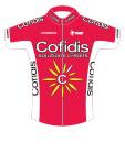 Cofidis, Solutions Crédits 2015 shirt