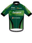 Team Europcar 2015 shirt