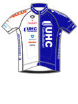 UnitedHealthcare Professional Cycling Team 2015 shirt