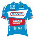 Wanty - Groupe Gobert 2015 shirt