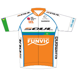 Funvic Soul Cycles - Carrefour 2016 shirt