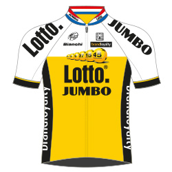 Team Lotto NL - Jumbo 2016 shirt