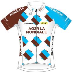 Ag2r La Mondiale 2016 shirt