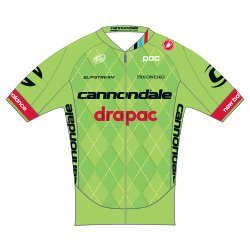 Cannondale - Drapac Pro Cycling Team 2016 shirt