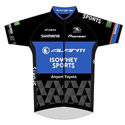 Avanti Isowhey Sport 2016 shirt