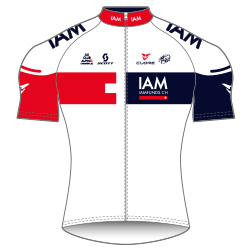 IAM Cycling 2016 shirt