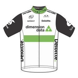 Team Dimension Data 2016 shirt