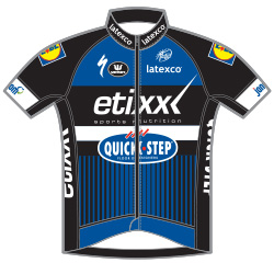 Etixx - Quick Step 2016 shirt
