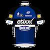 Etixx - Quick Step 2016 shirt
