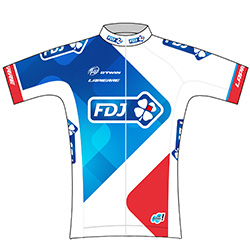 FDJ 2016 shirt