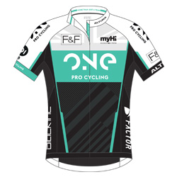 One Pro Cycling 2016 shirt