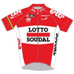 Lotto - Soudal 2016 shirt