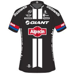 Team Giant - Alpecin 2016 shirt