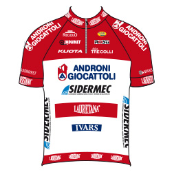 Androni Giocattoli - Sidermec 2016 shirt