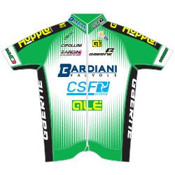 Bardiani CSF 2016 shirt