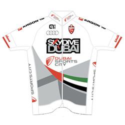 SkyDive Dubai Pro Cycling Team - Al Ahli Club 2016 shirt