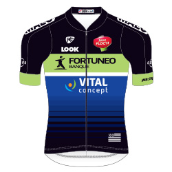 Fortuneo - Vital Concept 2016 shirt
