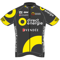 Direct Energie 2016 shirt