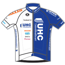 UnitedHealthcare Professional Cycling Team 2016 shirt