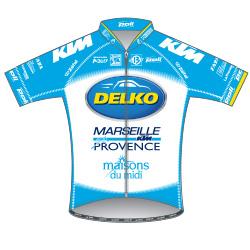 Delko Marseille Provence KTM 2016 shirt